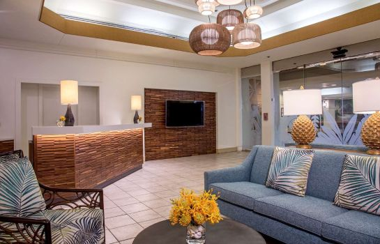 Lobby Residences Waikiki Beach Tower
