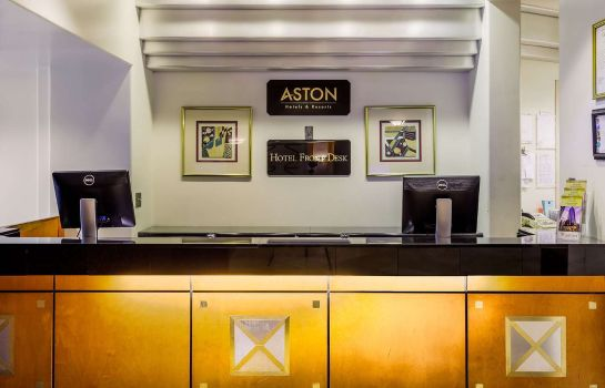 Hotelhalle Aston at the Executive Centre