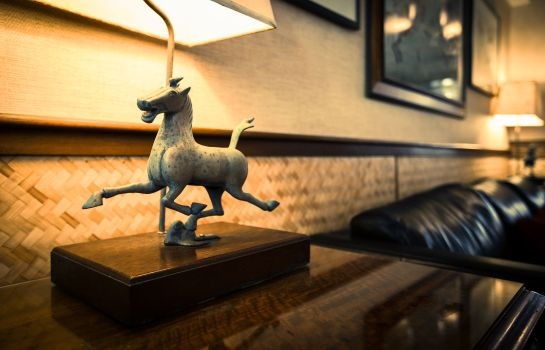 Hotelhalle an Ascend Hotel Collection Member The Equus