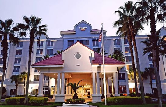 Vista esterna SpringHill Suites Orlando Lake Buena Vista South