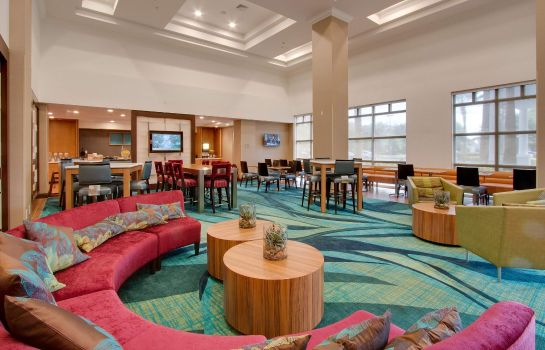 Hotelhalle SpringHill Suites Orlando Kissimmee