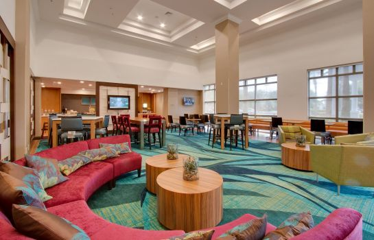 Hall SpringHill Suites Orlando Lake Buena Vista South
