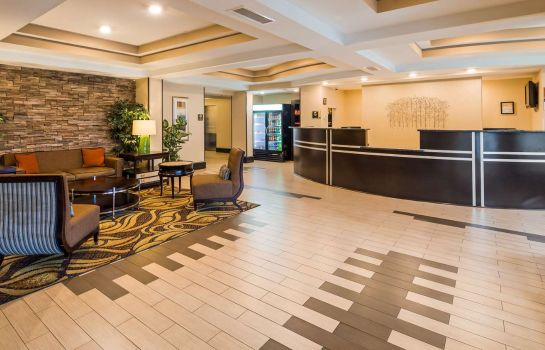 Hotelhalle Best Western Plus Columbia North East