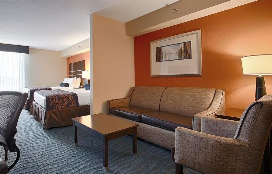 Zimmer Best Western Plus Columbia North East