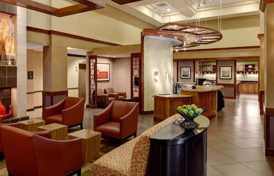 Lobby Hyatt Place Minneapolis Eden Prairie