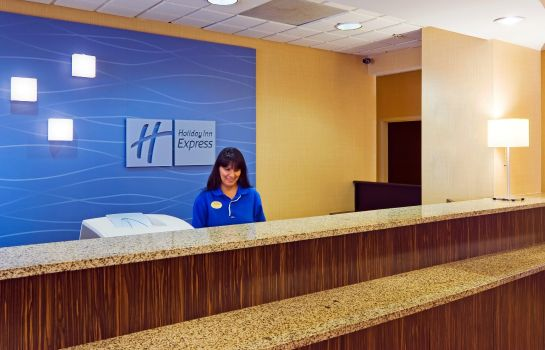 Hotelhalle Holiday Inn Express & Suites KENDALL EAST - MIAMI