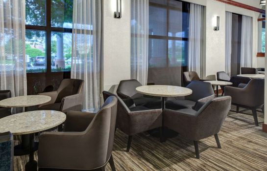 Hotel bar Hyatt Place Mystic