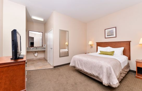 Zimmer Candlewood Suites SAN DIEGO
