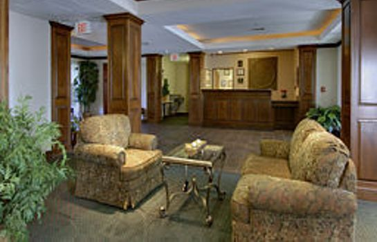 Hotelhalle MainStay Suites Wichita Falls