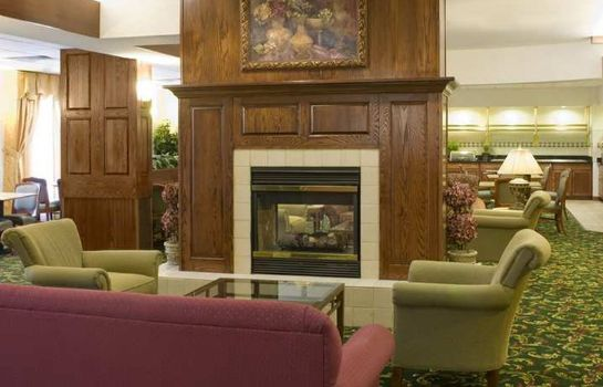 Lobby Homewood Suites by Hilton Dallas-DFW Airport N-Grapevine