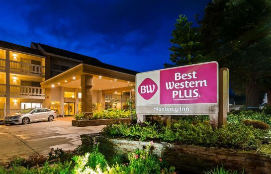 Vista esterna BEST WESTERN PLUS MONTEREY INN