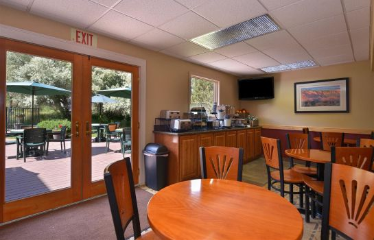 Restaurant BEST WESTERN DURANGO INN SUITE