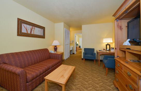 Suite BEST WESTERN DURANGO INN SUITE