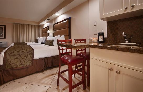 Chambre BEST WESTERN PLUS BEACH RESORT