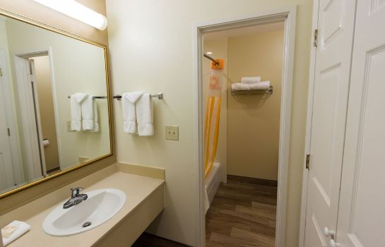 Bagno in camera La Quinta Inn Clearwater Central