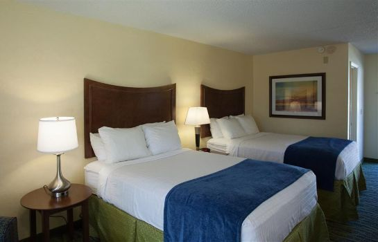 Chambre Best Western Crystal River Resort