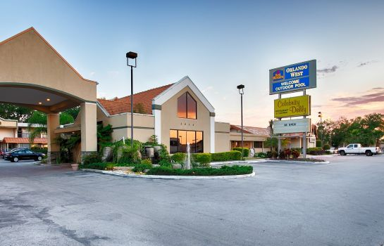 Exterior view BEST WESTERN ORLANDO WEST