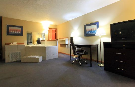 Chambre Americas Best Value Inn Newton