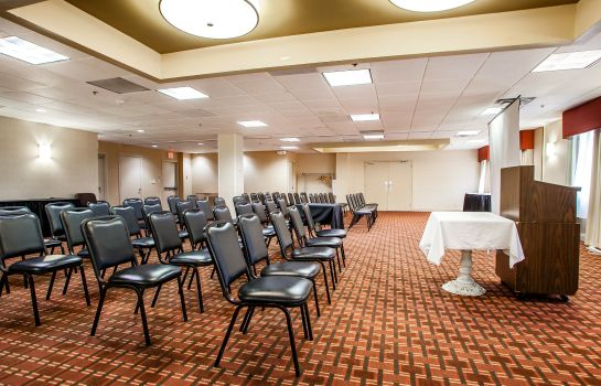 Conference room Clarion Hotel Palmer Inn