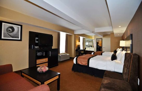 Suite BEST WESTERN PLUS NEWARK ARPRT