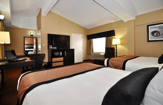 Zimmer BEST WESTERN PLUS NEWARK ARPRT