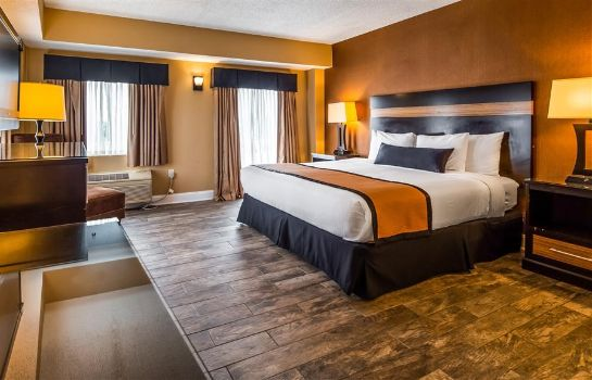 Chambre Best Western Plus Newark Airport West