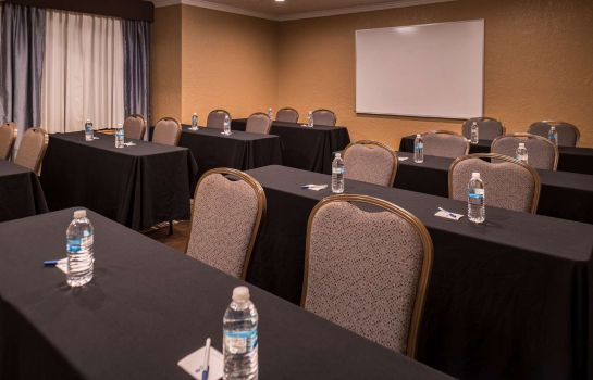 Conference room BEST WESTERN AIRPORT ALBUQUERQ