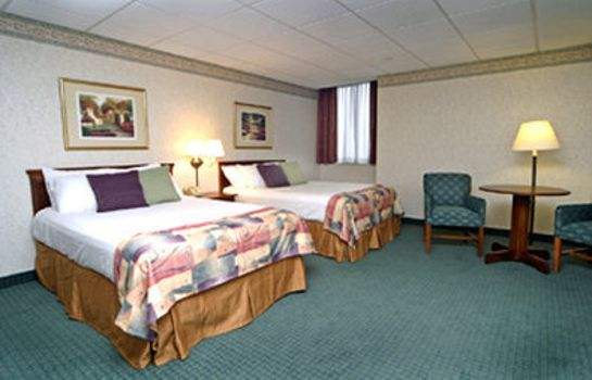 Zimmer Holiday Inn Express & Suites PITTSBURGH WEST - GREEN TREE