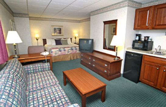 Chambre Holiday Inn Express & Suites PITTSBURGH WEST - GREEN TREE