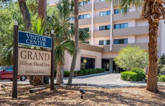 Vista exterior an Ascend Hotel Collection Member Grand Hilton Head Inn