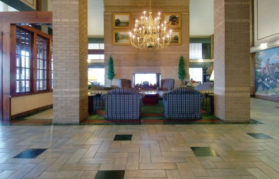 Hotelhalle BEST WESTERN IRVING INN DFW