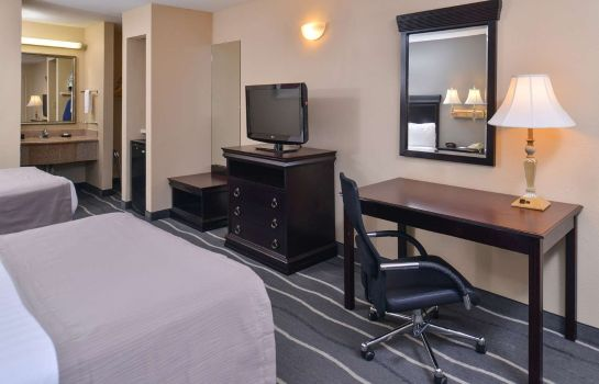 Zimmer BEST WESTERN IRVING INN DFW