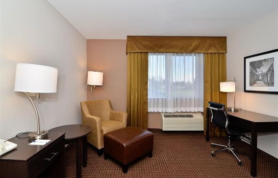 Zimmer BEST WESTERN INN OF VANCOUVER
