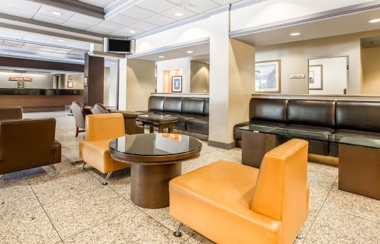 Hotelhal Clarion Hotel Bakersfield