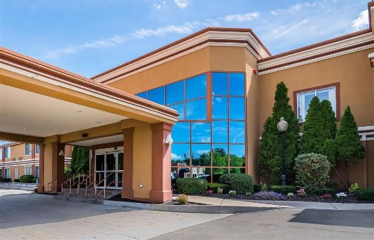 Außenansicht Quality Inn and Suites Albany Airport
