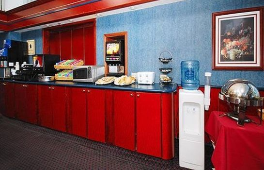 Restaurant Quality Inn & Suites Albany Airport