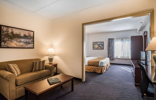 Suite Quality Inn & Suites Albany Airport