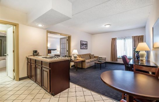 Suite Quality Inn and Suites Albany Airport