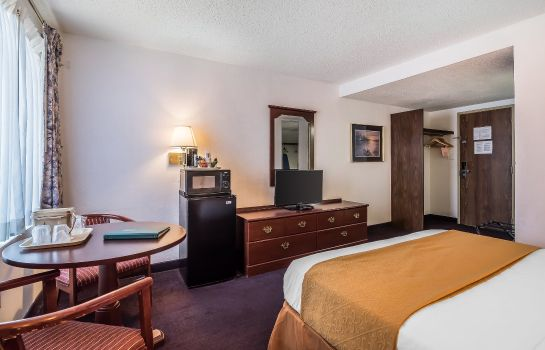 Zimmer Quality Inn & Suites Albany Airport