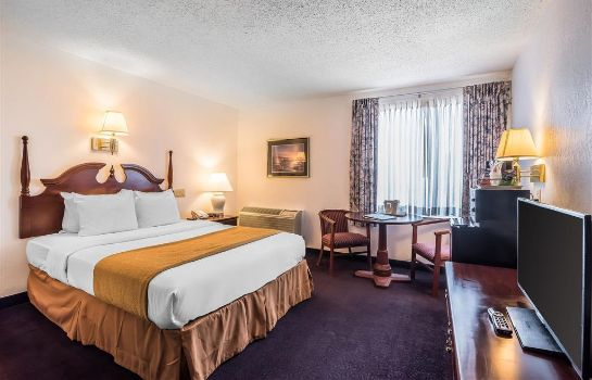 Camera Quality Inn and Suites Albany Airport