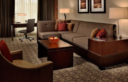 Suite DoubleTree by Hilton Hotel and Suites Charleston Airport
