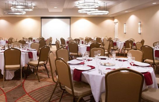Conference room DoubleTree by Hilton Hotel and Suites Charleston Airport