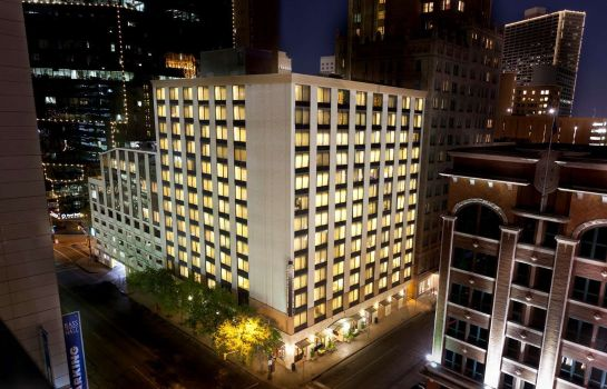 Exterior view Embassy Suites by Hilton Fort Worth Downtown