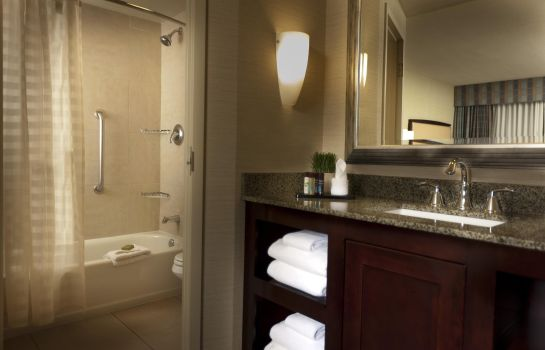 Suite Embassy Suites by Hilton Fort Worth Downtown