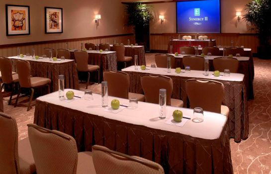 Conference room Embassy Suites by Hilton Fort Worth Downtown
