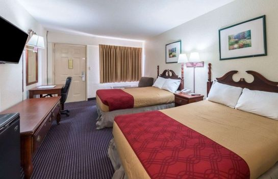 Chambre double (confort) RODEWAY INN CORPUS CHRISTI I-37