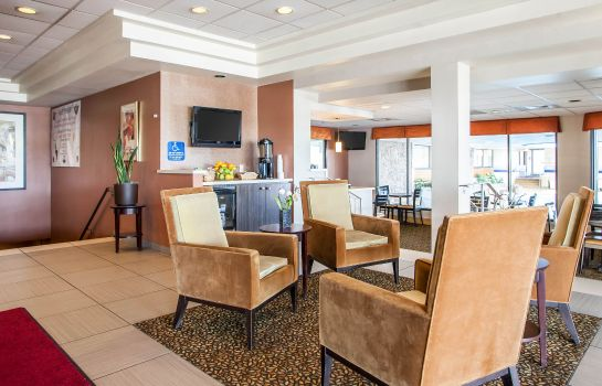 Hotelhalle Four Points by Sheraton Milwaukee Airport