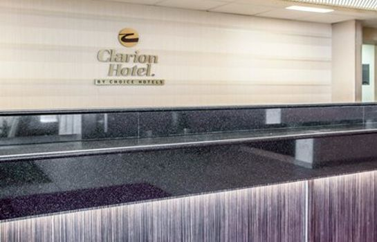 Hotelhalle Clarion Hotel Airport