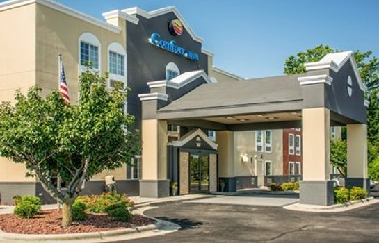 Außenansicht Comfort Inn Decatur