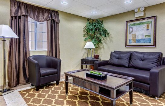 Hotelhalle Comfort Inn Decatur
